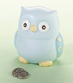 Lillian Rose® Blue Owl Bank