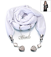 Lillian Rose® Bride Scarf