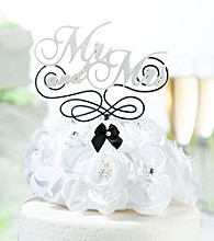 Lillian Rose® Mr. and Mrs. Cake Pick