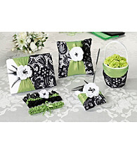 Lillian Rose® Green and Black Collection