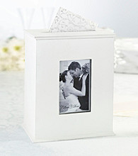 Lillian Rose® Wooden Photo Card Box