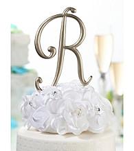 Lillian Rose® Gold Monogram