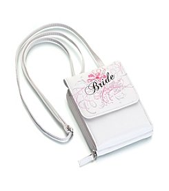 Lillian Rose® Small White Bride Purse