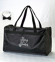 Lillian Rose® Ring Bearer Duffel Bag