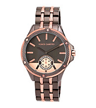 Vince Camuto™ Women's Two-tone Adjustable Bracelet Watch