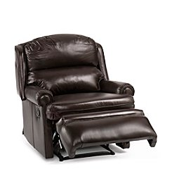 Hooker® Furniture Bedford Brown Leather Recliner