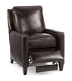 Bradington-Young® Yorba High Leg Leather Recliner