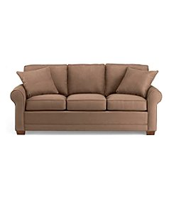 HM Richards® Benson Khaki Queen Sleeper Sofa