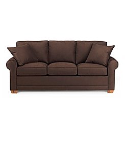 HM Richards Benson Chocolate Queen Sleeper Sofa