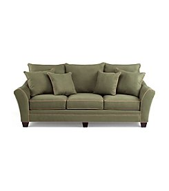 HM Richards Franklin Pine Microfiber Sofa