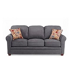 Lane® Sunburst Granite Queen Sleeper Sofa with iRest Gel-Infused Foam Mattress