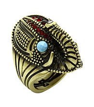 Jill Zarin Morocco Collection Elephant Motif Ring