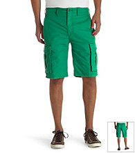 Levi's Men's Pine Green Ace Ripstop Cargo Short
