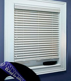 Sugar Faux Wood Blind by Chicology® *