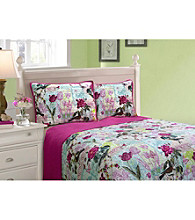 Isabella Rose Quilt Collection by Bay Linens