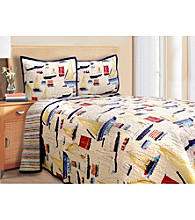 Set Sail Quilt Set Bay Linens