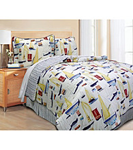 Set Sail Comforter Set by Scent-Sation, Inc.