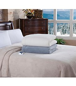 Soft Heat™ MacroMink Warming Electric Blanket