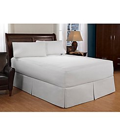 Soft Heat™ MicroPlush Top Warming Electric Mattress Pad