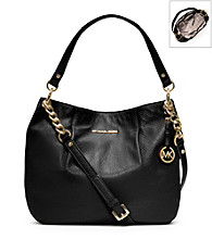 MICHAEL Michael Kors® Large Bedford Leather Convertible Shoulder Bag