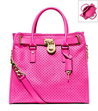 MICHAEL Michael Kors® Large Hamilton Leather Tote