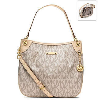 ed841f330563 ... Vanilla - Cream UPC 887042722219 product image for MICHAEL Michael Kors  Large Jet Set Convertible Shoulder Bag | upcitemdb ...