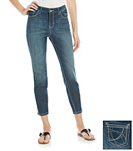 Nine West Jeans Del Resto Bling Crop