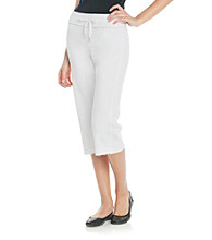 Calvin Klein Performance Drawstring Solid Crop