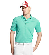 Izod® Men's Short Sleeve Solid Oxford Polo