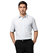 Van Heusen® Men's Blue Heaven Havana Textured Button Down Shirt