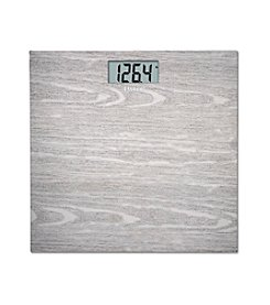 Taylor® Wood Grain Embossed Stainless Steel Digital Scale
