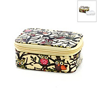 Relativity® Pill Case - Owl Print