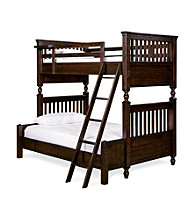 Paula Deen® Kids Guys Twin over Full Bunk Bed Set