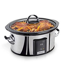 Crock-Pot® 6.5-qt. Countdown Touchscreen Slow Cooker + $5 Cash Back by Mail see offer details