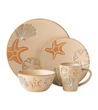 Pfaltzgraff® Everyday Sandy Shore 16-pc. Dinnerware Set