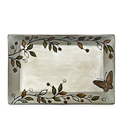 Pfaltzgraff® Everyday Rustic Leaves Rectangular Platter