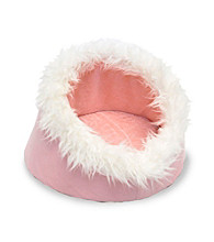PAW™ Feline Cat Comfort Cavern Pet Bed