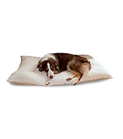 PAW™ Lavish Cushion Pillow Furry Pet Bed