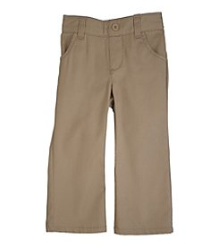 French Toast® Girls' 2T-4T Pull-On Pants