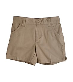 French Toast® Girls' 2T-4T Pull-On Shorts