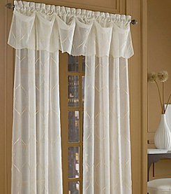 Croscill® Cavalier Sheer Window Treatments
