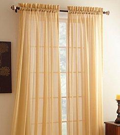 Croscill® Rice Paper Window Panel