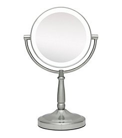 Zadro Cordless LED Lighted Two-Sided Mirror