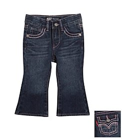 Levi's® Girls' 2T-6X Taylor Boot Cut Jeans - Blue Wonder