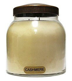 A Cheerful Giver Cashmere Glass Jar Candles