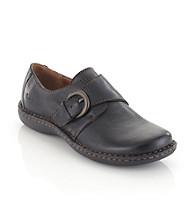 """b.ø.c """"Tina"""" Casual Comfort Shoe - Black"""
