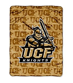 University of Central Florida Micro Raschel Living Large Throw