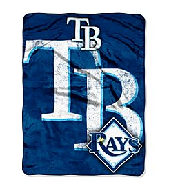 Tampa Bay Rays Micro Raschel Living Large Throw
