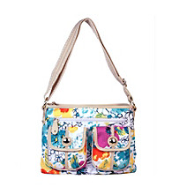 Tyler Rodan™ Garden Plenty of Prints Crossbody