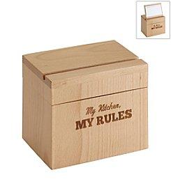 Cake Boss® Recipe Box